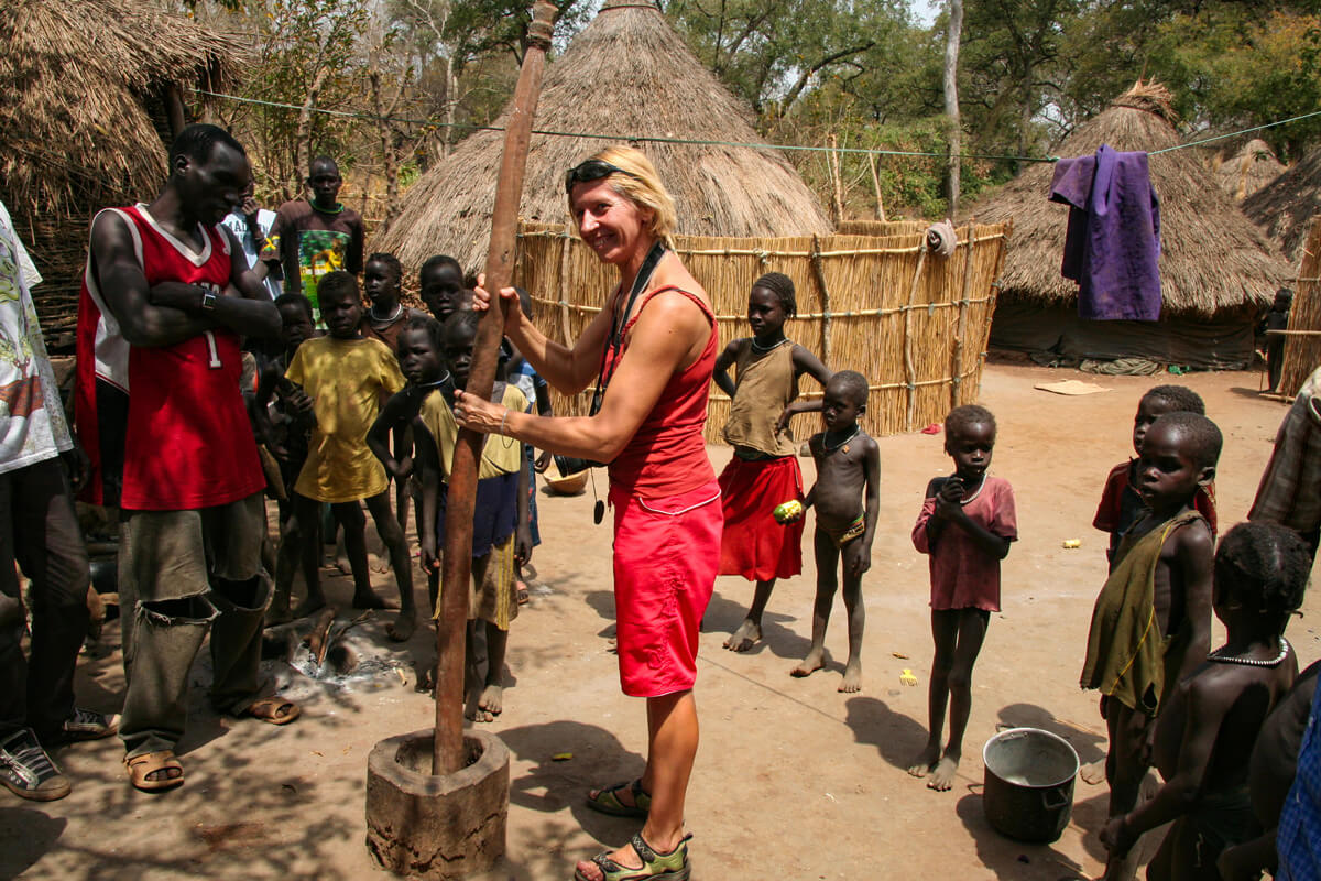 Anuak-tribe-grains-breadstuffs-tourists-kids-people-visiting-ethiopia-adventuresinethiopia-
