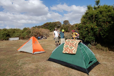 Camping-simien-mountains-trekking-tents-Landscape-ethiopia-adventuresinethiopia