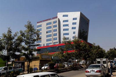 Cenral-ethiopia-addis-ababa-buildings-sreet-cars-adventuresinethiopia-