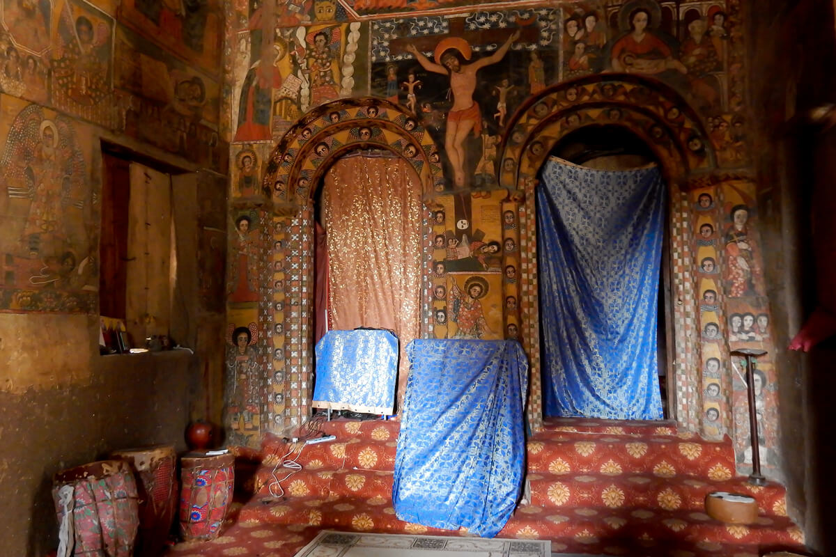 Church-Debre-Berhan-Selassie-Gondar-Ethiopia-adventuresinethiopia
