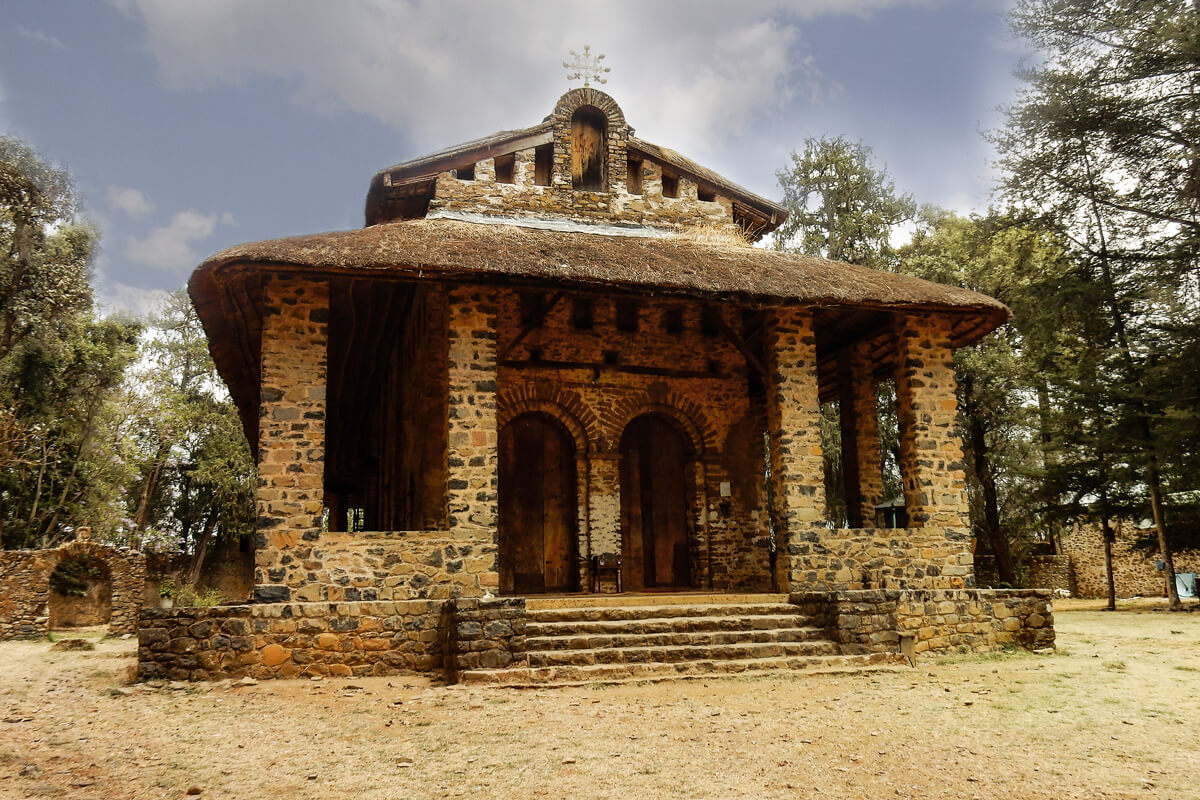 Church-of-Debre-Berhan-Selassie-in-Gondar-Ethiopia-adventuresinethiopia