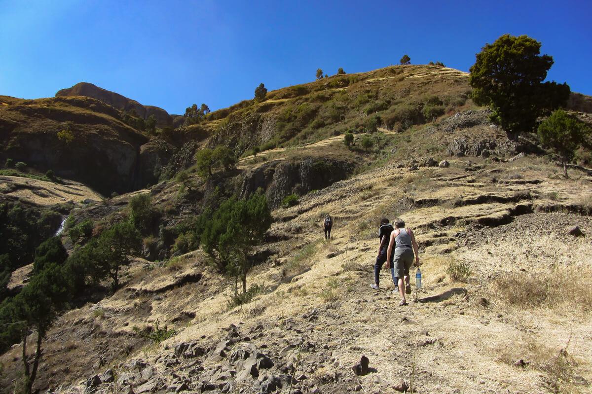 Kundudo-imis-waterfall-mount-treking-horses-wild-ethiopia-adventuresinethiopia