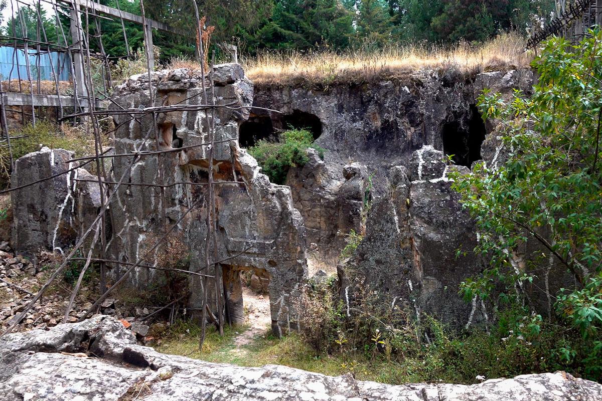 Washa-Mikael-Rock-Hewn-Church-addis-ababa-ethiopia-adventuresinethiopia