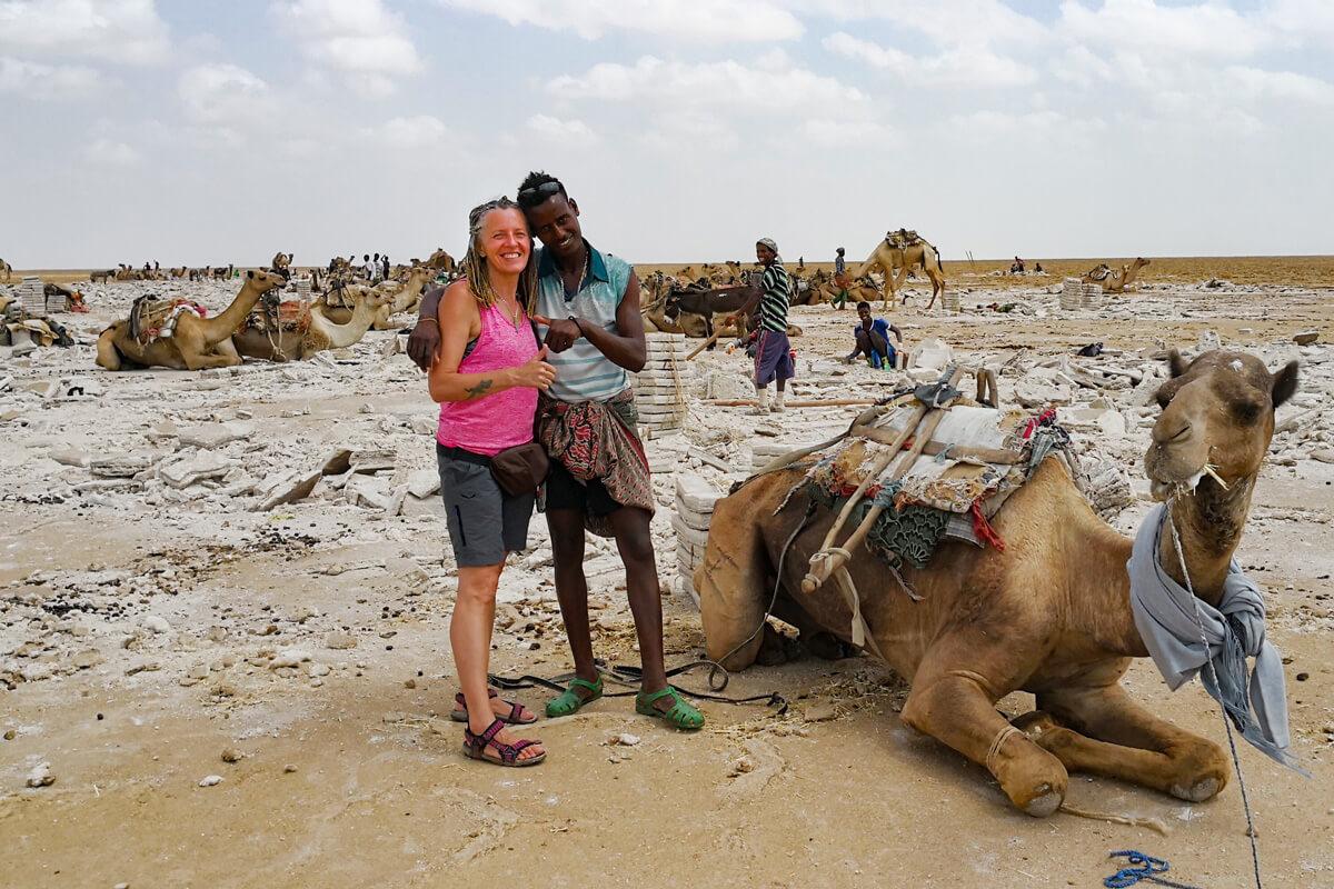 camel-salt-afar-tribe-mine-water-sandals-ethiopia-adventuresinethiopia