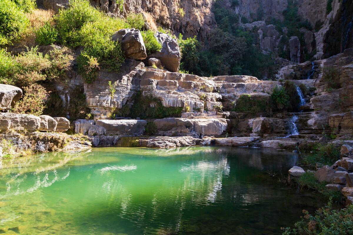 chele-anka-waterfall-mekele-tigray-trekking-valley-ethiopia-adventuresinethiopia