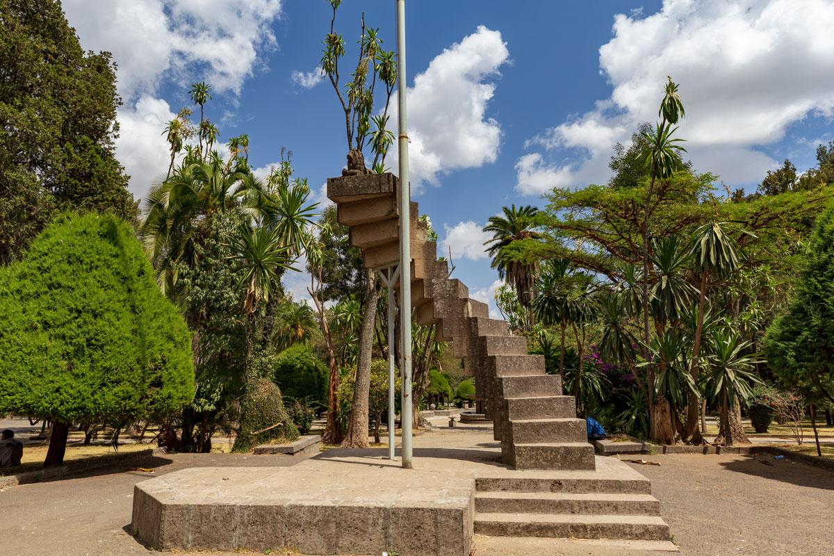 Addis Ababa_university_education_museum_history_park_students_traveling_citytour_Africa_adventuresinethiopia