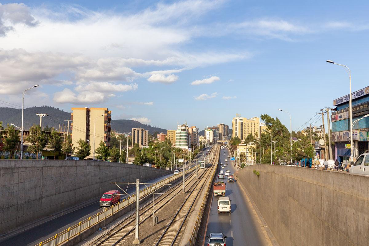 AddisAbaba_light rail_metro_new city_cars_people_africa_adventuresinethiopia