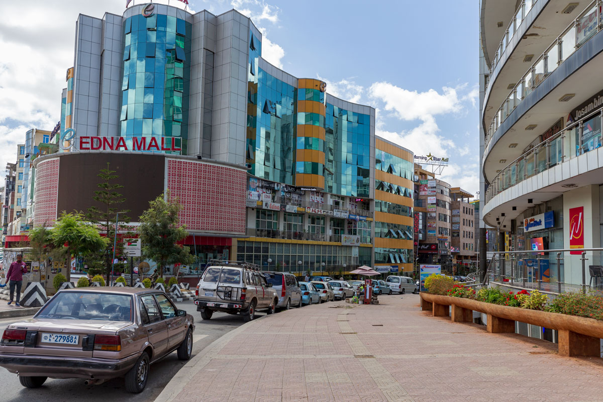 AddisAbaba_main street_people_Africa_cars_shops_country_new flower_adventuresinethiopia