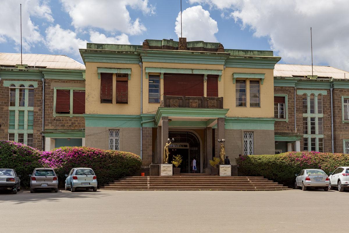 AddisAbaba_university_museum_education_students_city_tour_historical_traveling_Africa_adventures in Ethiopia