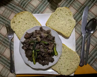 Ethiopia-traditional-meal-dish-bread-local-injera-tef-meat-chilli