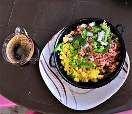 ful ethiopia breakfast