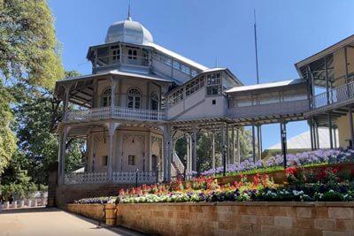 Addis Ababa Ethiopia Unity park